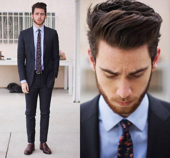 model rambut pria pompadour 2 8